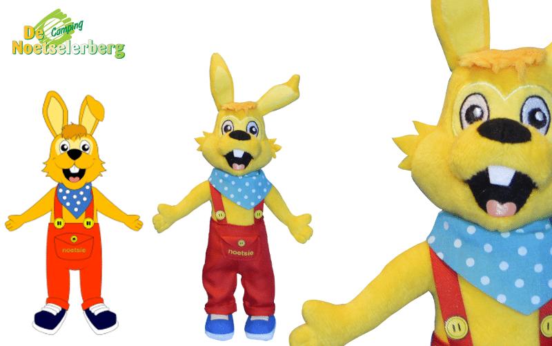 Custom Plush toys - De Noetselberg - Noetsie -Promo Bears