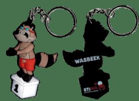 Mascotte sleutelhangers op maat Home Pagina Promo Bears