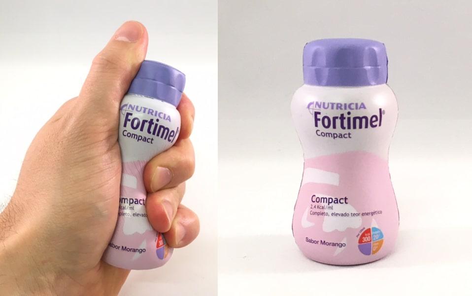 Stressball op maat voorbeeld product Nutricia Promo Bears